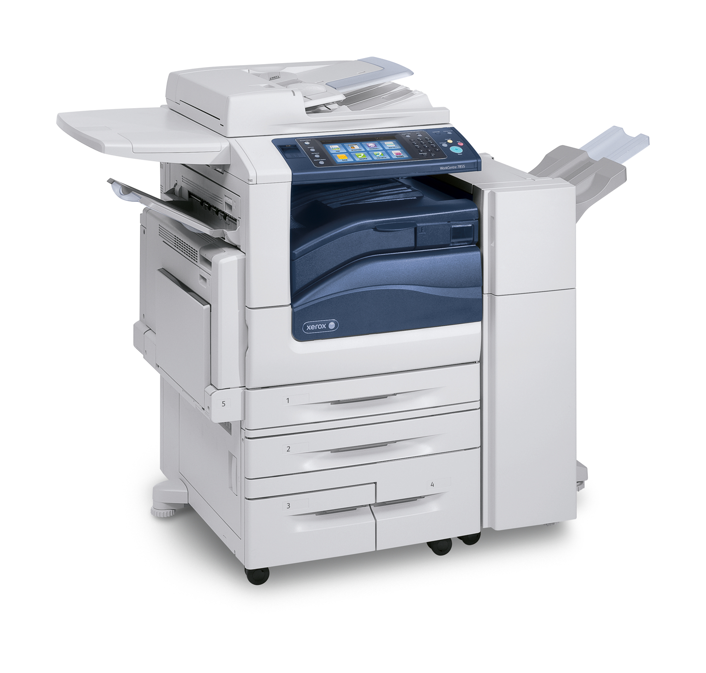 7845 xerox Lease Printer Copier Scanner Fax 56303, 56374, 56377, 56379