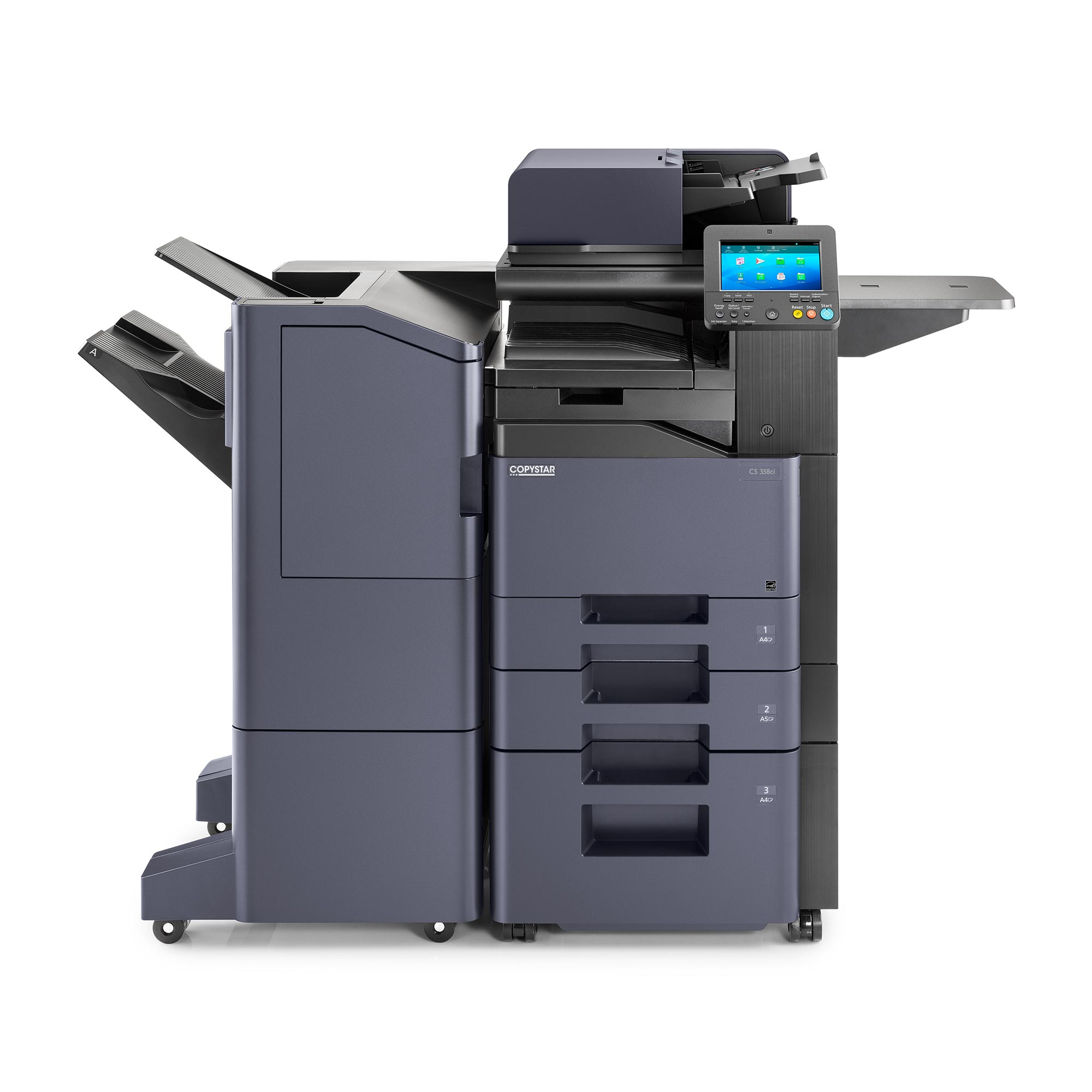 Kyocera CS_358ci Copier Lease 55372, 55378, 55379