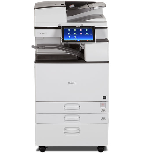 Lease Printer Copier Scanner ricoh_MP-4055 copier