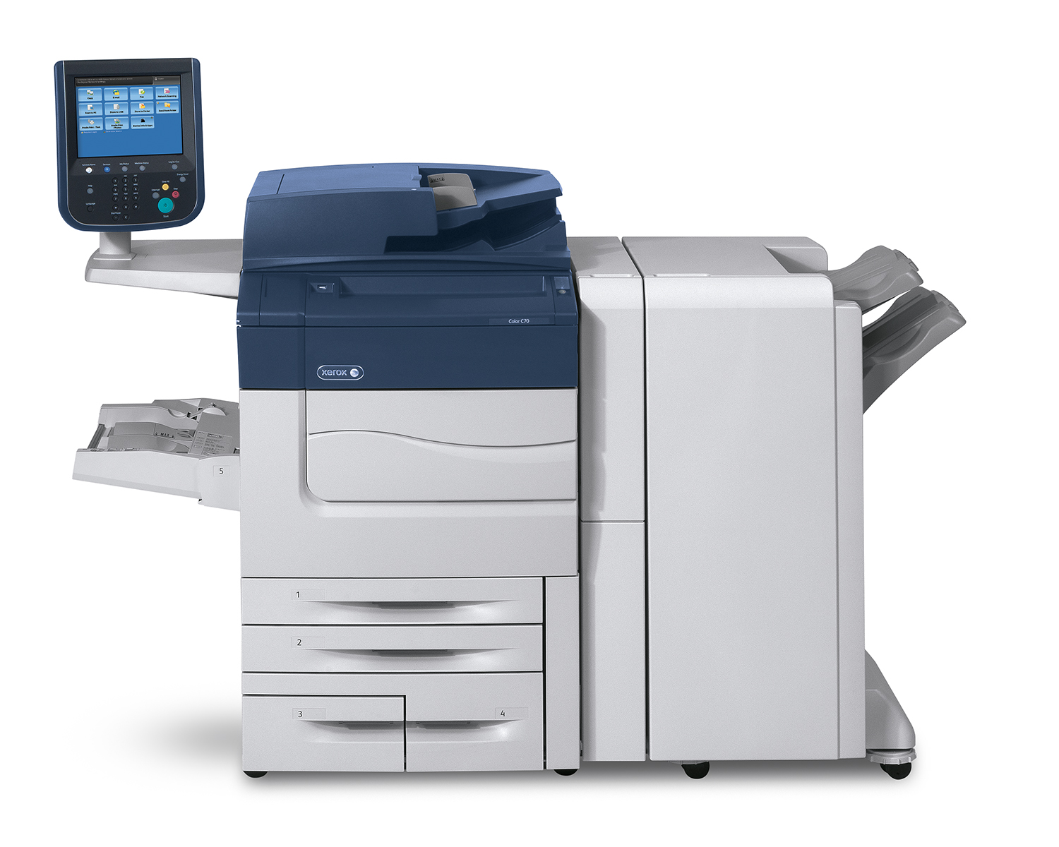 xerox 560 Lease Printer Copier Scanner Fax 56303, 56374, 56377, 56379